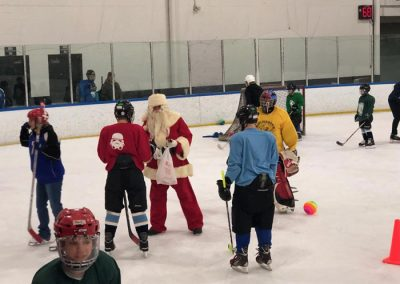 Santa Greeting Players